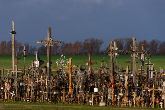 Гора Крестов, святыня, Литва