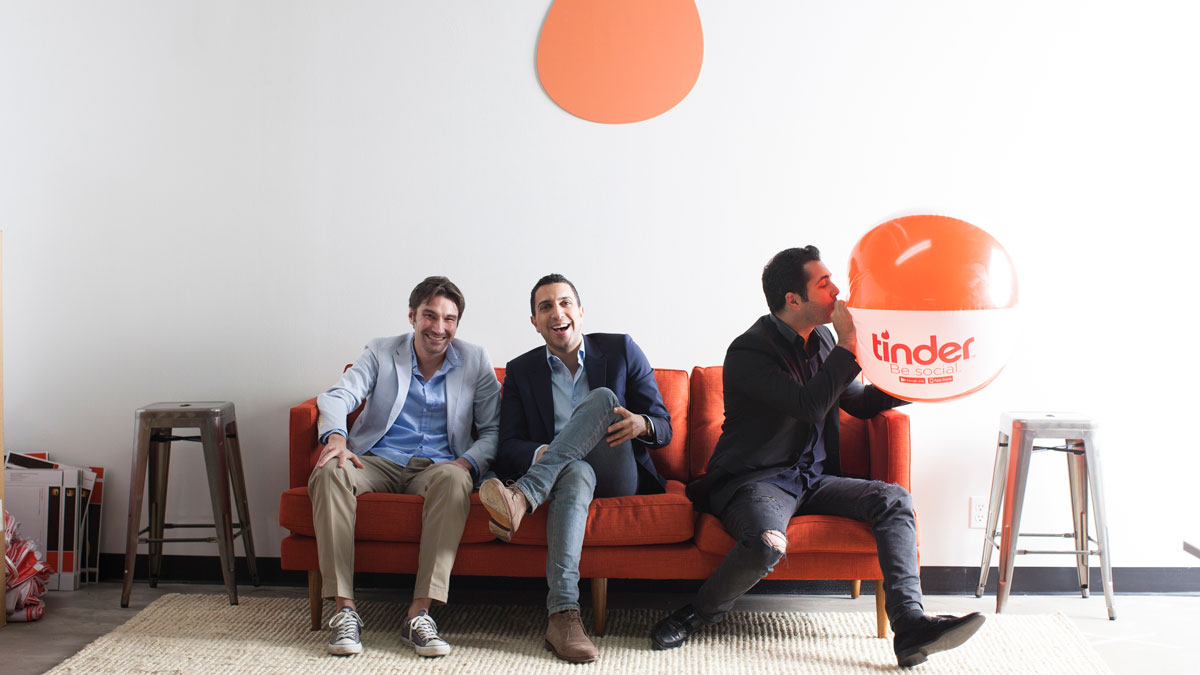 История Tinder — стартапа, который изменил способ романтических знакомств