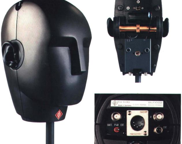 3D-микрофон фирмы Neumann