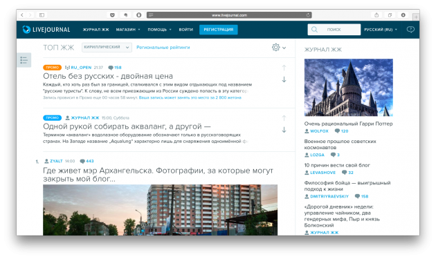Обзор блог платформ для личного домена