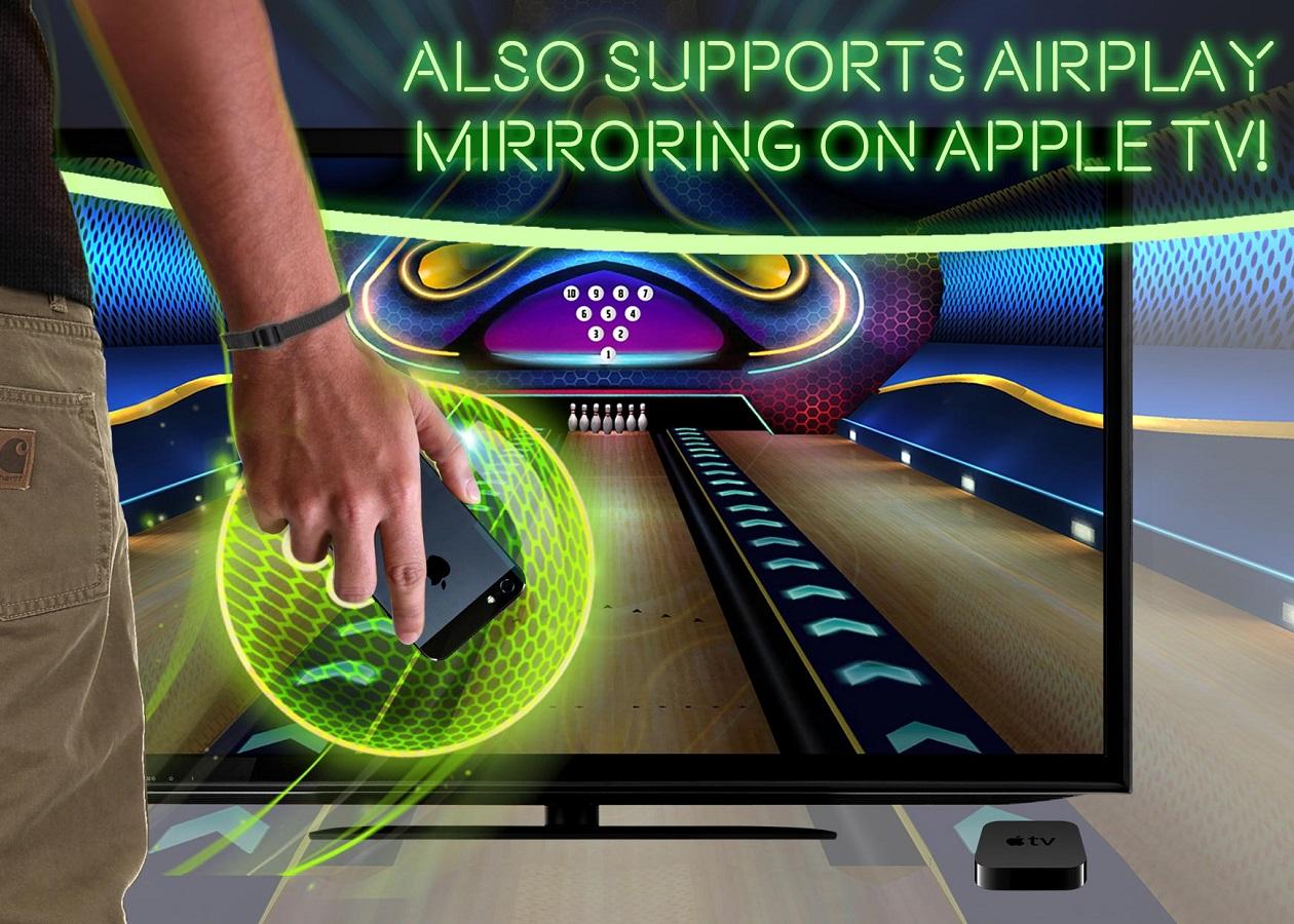 Bowling Central превратит Apple Watch в игровой контроллер