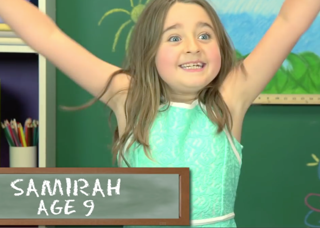 Как дети реагируют на Apple Watch (видео)