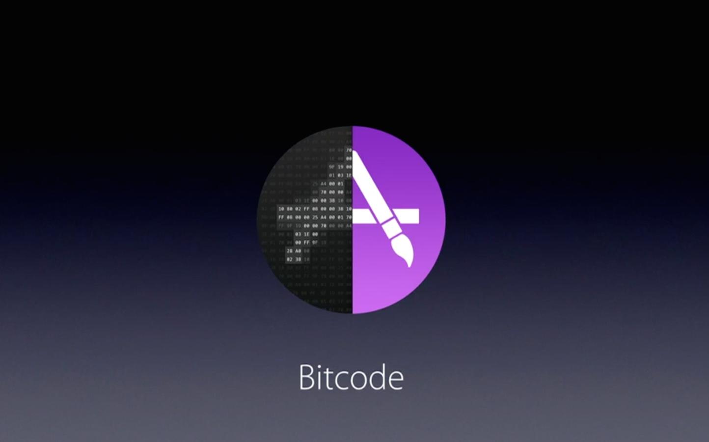 Bitcode — новая технология Apple, о которой никто не рассказывает