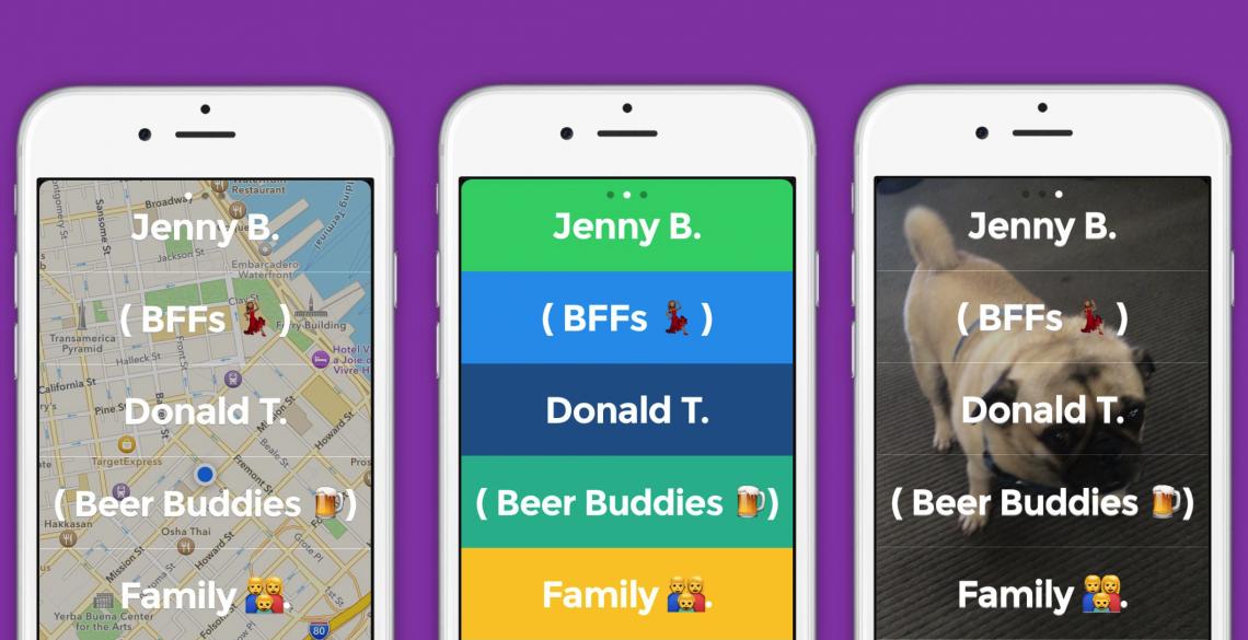 Yo 2.0: минималистичный мессенджер для iOS получил редизайн и групповые чаты