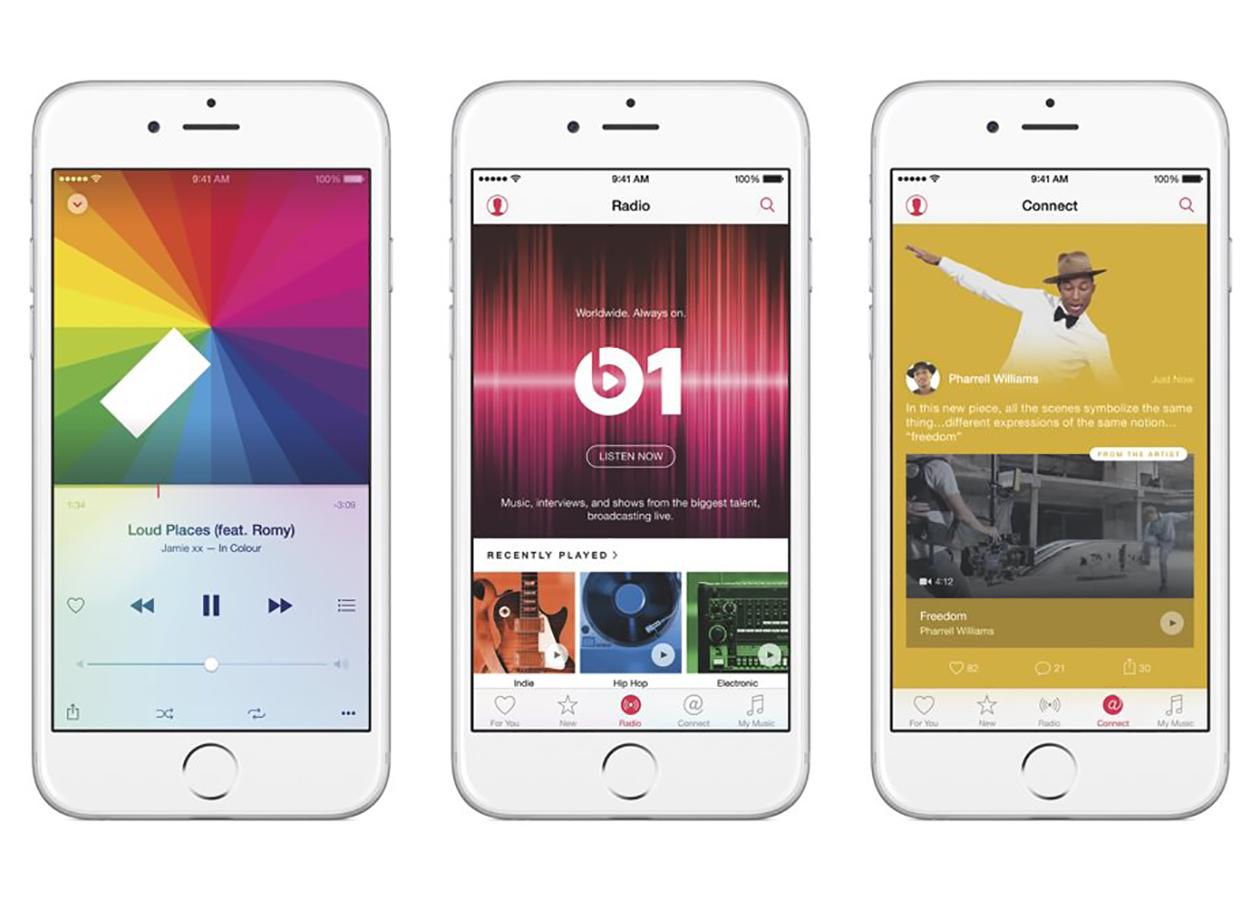 iOS 8.4 с Apple Music выйдет во вторник, в 19.00 по Москве