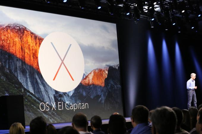 Apple анонсировала новую OS X 10.11 El Capitan