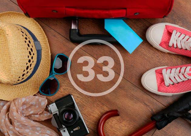 33 дела, которые нужно сделать перед отъездом в отпуск