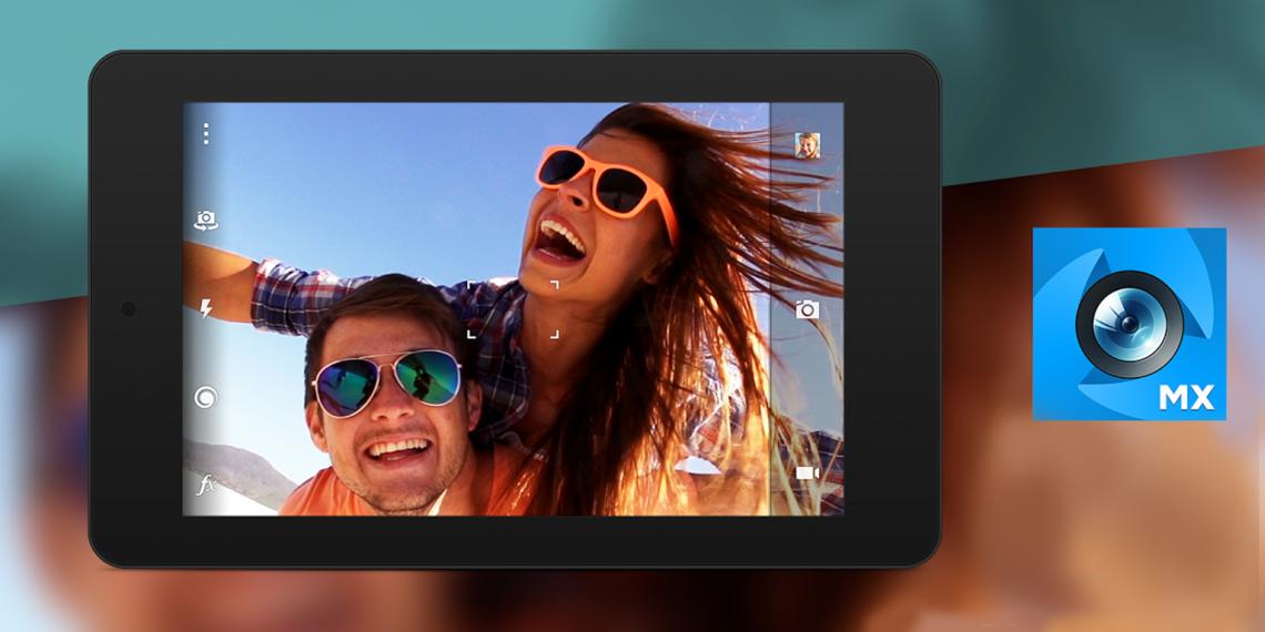 Camera MX для Android — лучший способ поймать удачный кадр