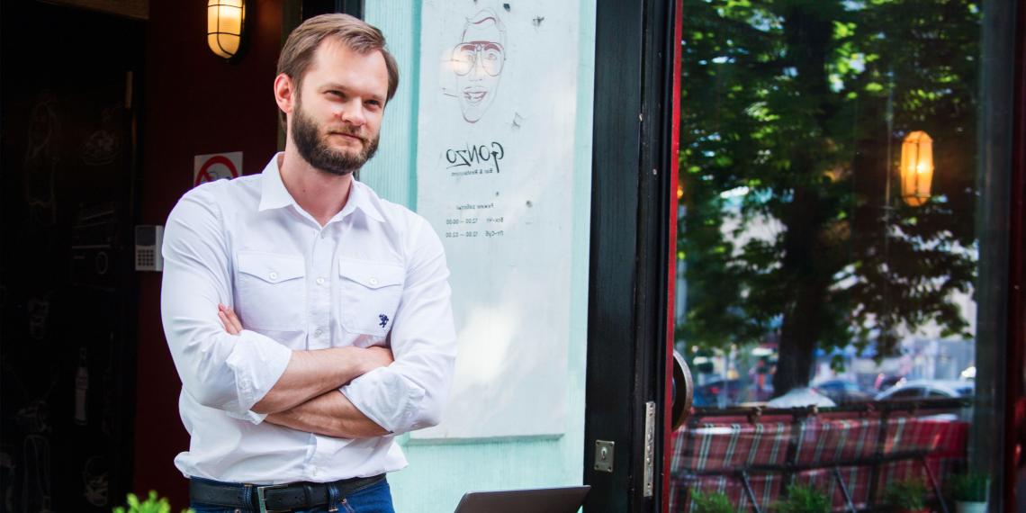 Рабочие места: Дмитрий Акулин, ресторатор и бизнесмен