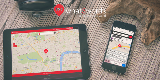 What3words — проект, который делает революцию в навигации