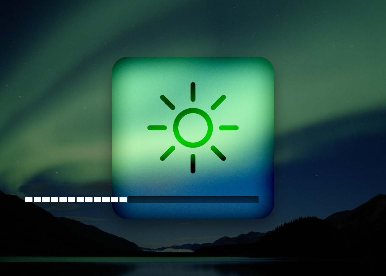Совет по iOS. Как установить яркость дисплея на супернизкий уровень