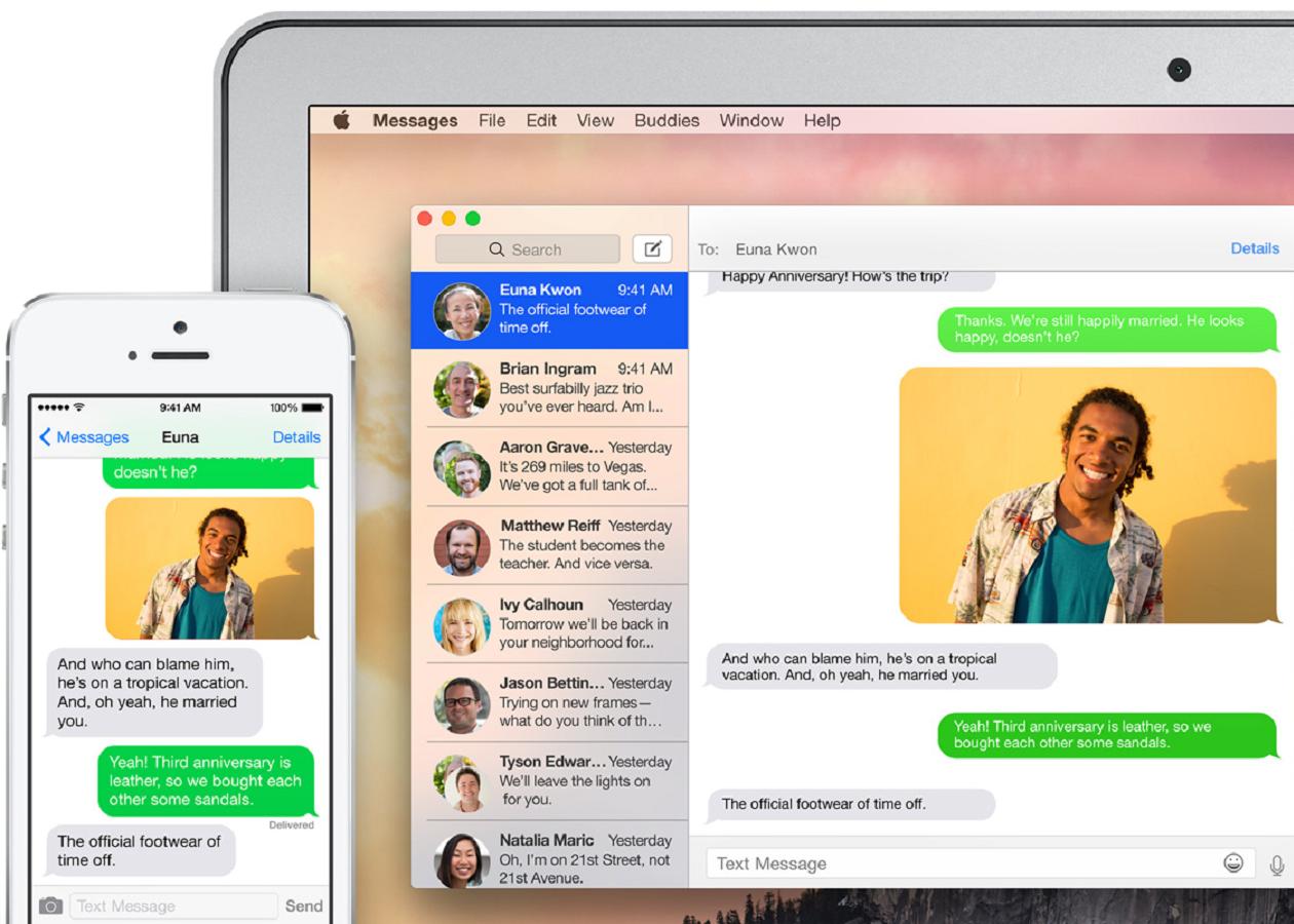 iOS 9 позволит использовать Continuity через мобильный интернет