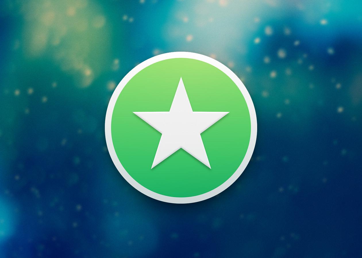 Stars для OS X. Всем песням по звездам