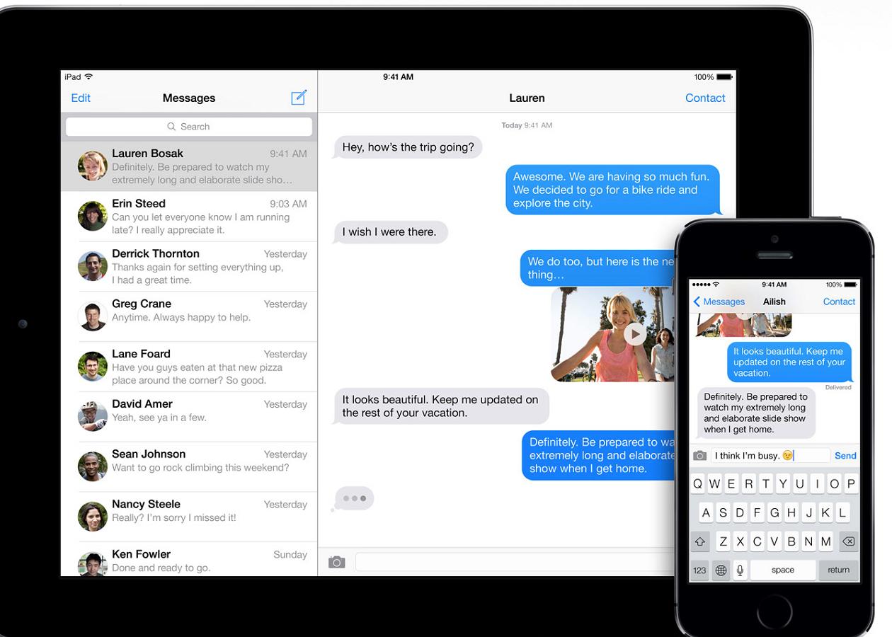 Как Apple кардинально улучшить iMessage