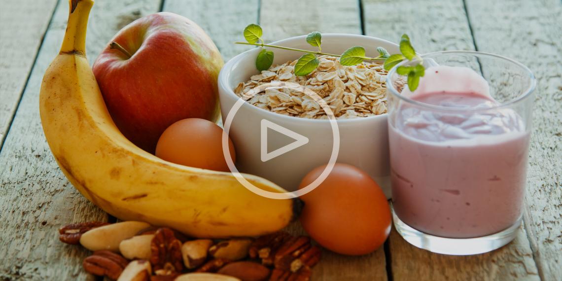 ВИДЕО: 4 летние идеи для здорового завтрака