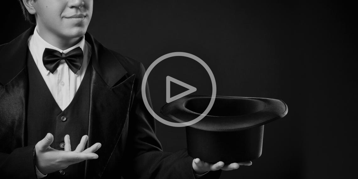 ВИДЕО: Волшебный поиск совпадений, или Как мы можем повлиять на чужие решения