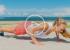 ВИДЕО: Пляжная тренировка для ног и пресса