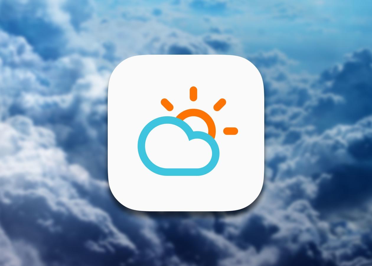 Atmos для iPhone и Apple Watch. Прогноз погоды и ничего лишнего