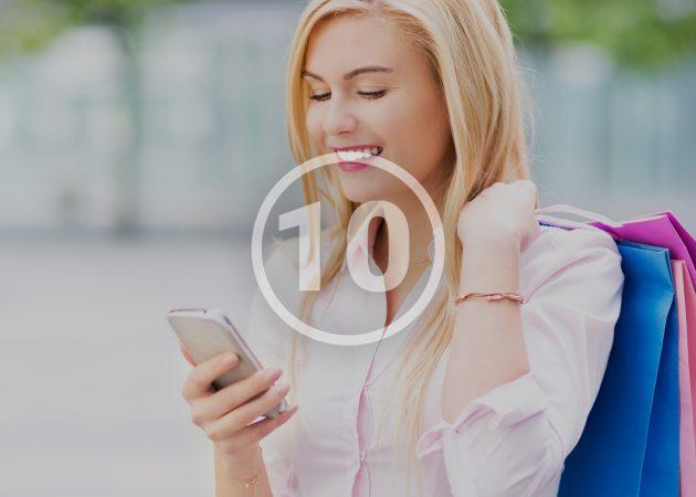 10 лучших приложений для шопинга