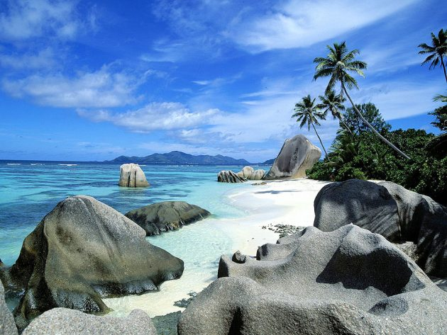Anse Source d'Argent – La Digue, Seychelles best beaches