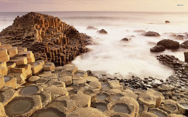 Giants Causeway Beach – Ireland best beaches