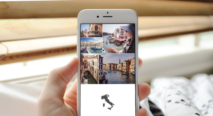 MyAlbum для iOS поможет рассказать красивую историю с помощью фотографий