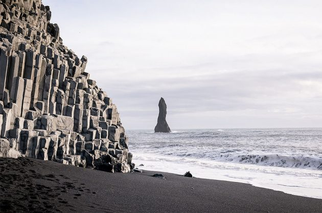 Reynisfjara Beach – Vik, Iceland best beaches
