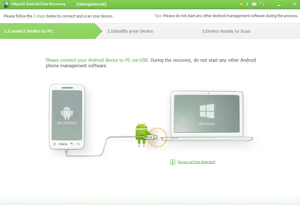 Android Data Recovery как пользоваться - фото 7