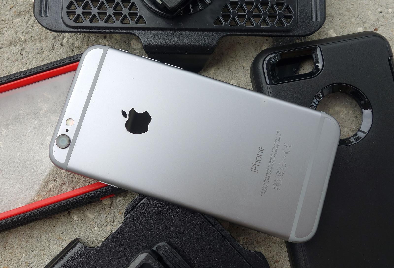 5 лучших ударопрочных чехлов для iPhone 6