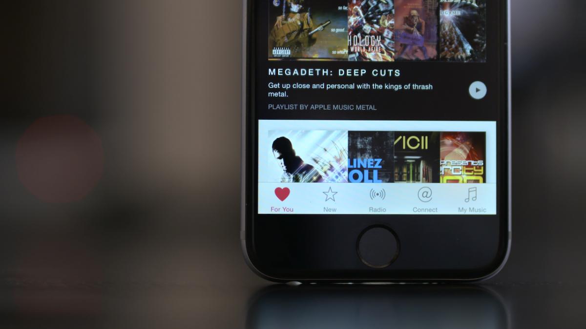 Apple Music — вот он, вот он, музыкальный сервис моей мечты!