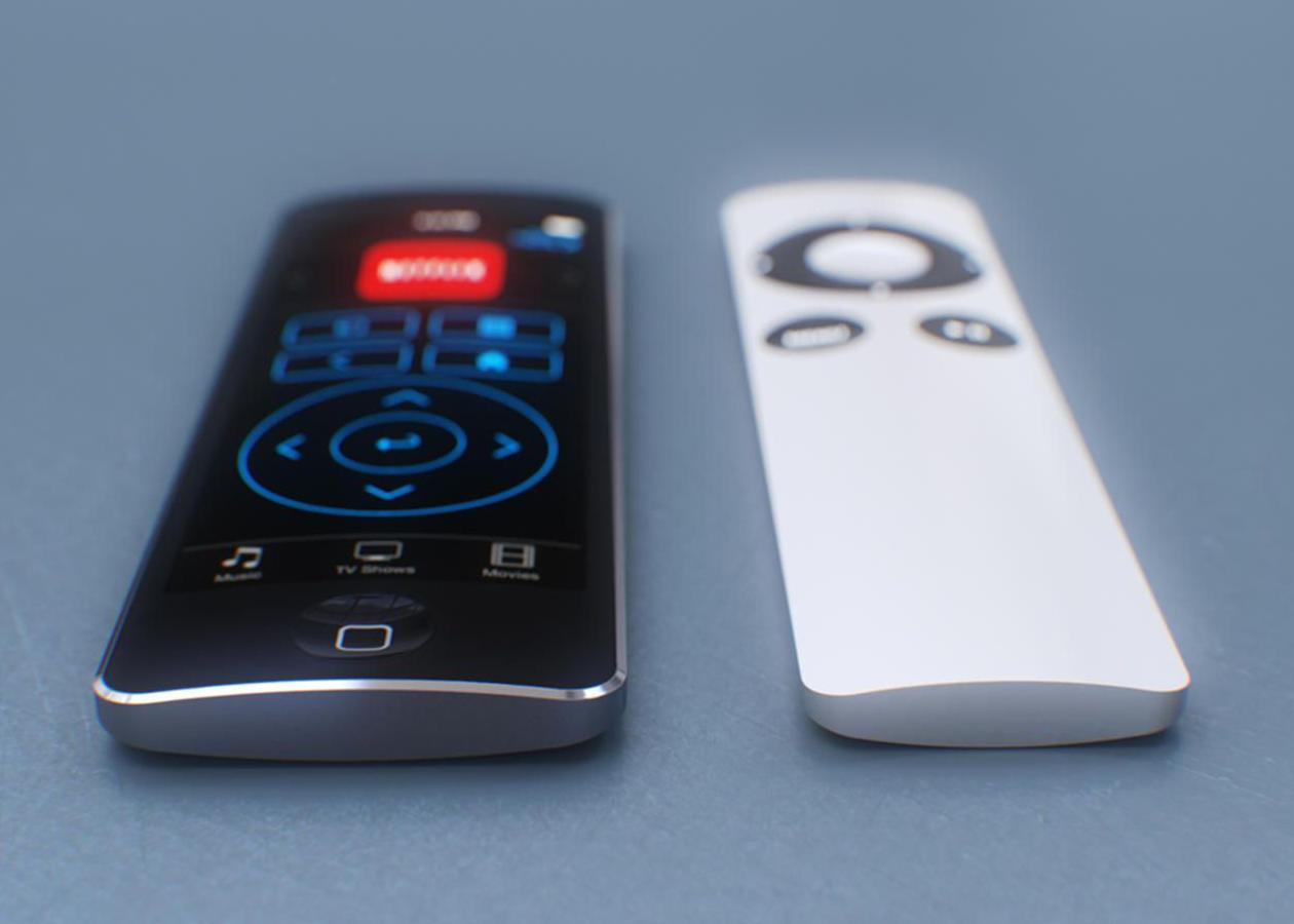 Пульт для новой Apple TV может получить сенсор Touch ID