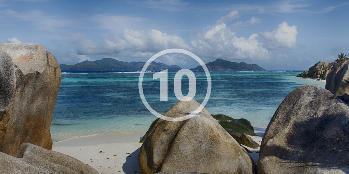 10 пляжей, которые надо увидеть хоть раз в жизни