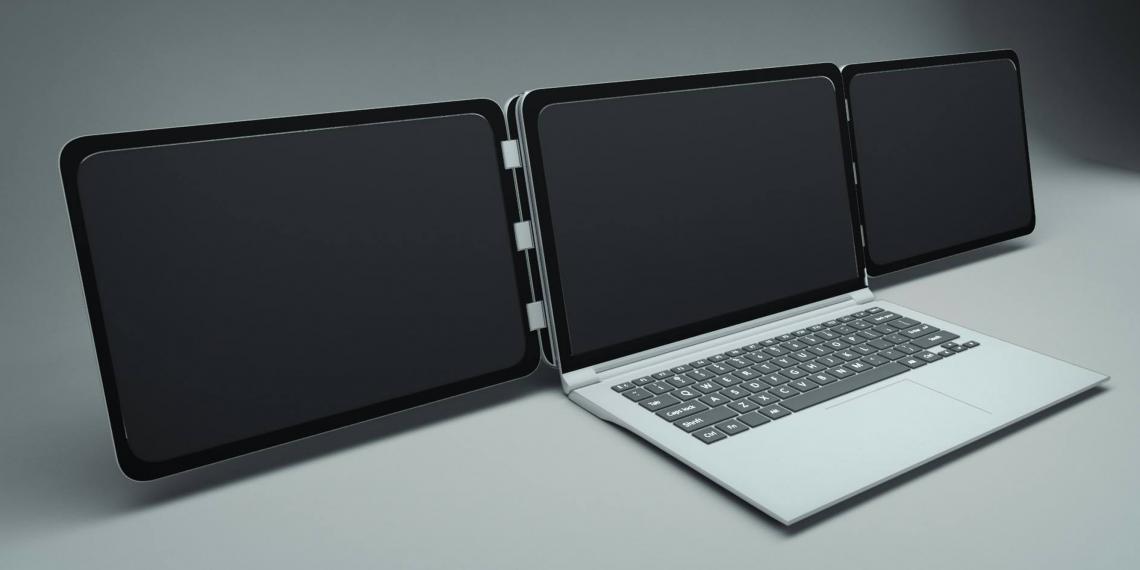 Дополнительный экран для ноутбука, который всегда с тобой