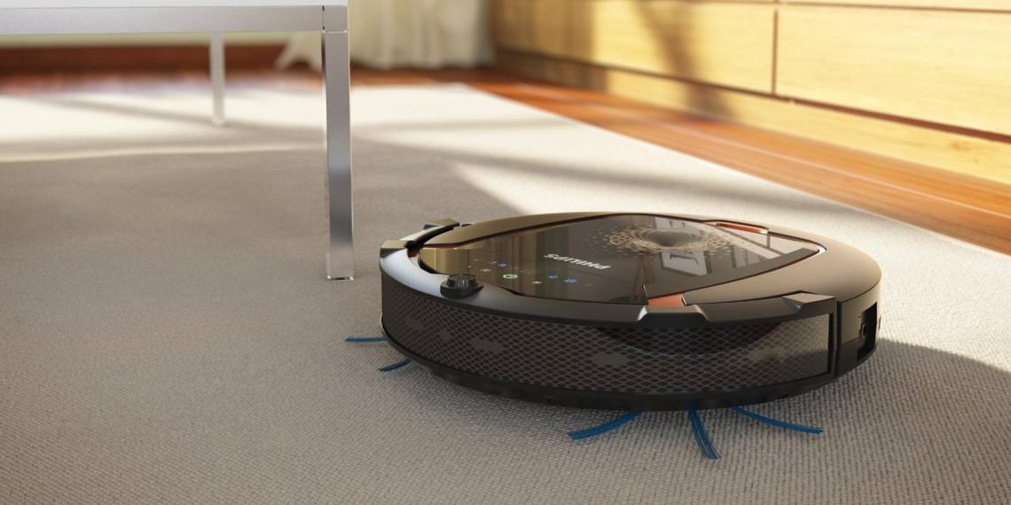 Обзор Philips SmartPro: умный робот-пылесос, который любит чистоту