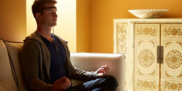 Как научиться медитировать вместе с Muse