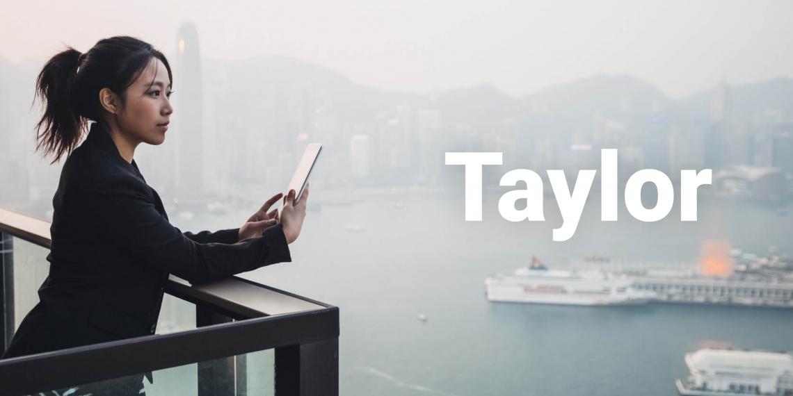 Идеальное место для отпуска найдёт Taylor — бот для Telegram