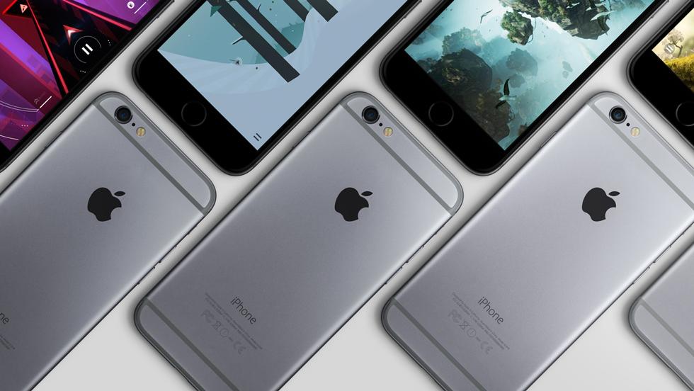 iOS-устройства впервые догнали PC по уровню продаж