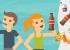 ИНФОГРАФИКА: Активный образ жизни и сбалансированное питание