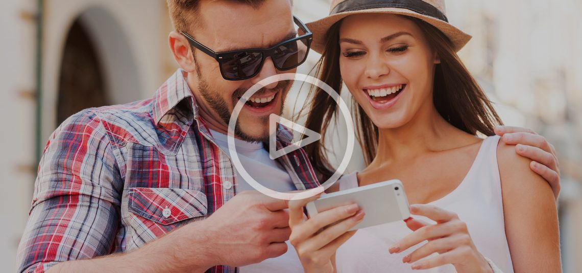 ВИДЕО: Мобильное приложение, которое считывает ваши эмоции
