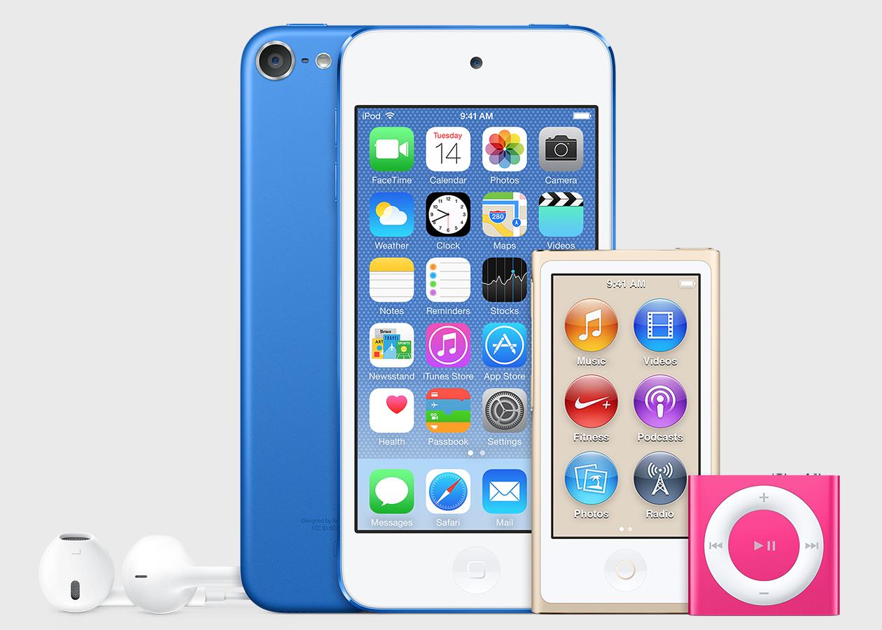 У новых iPod nano и iPod shuffle с поддержкой Apple Music все совсем плохо
