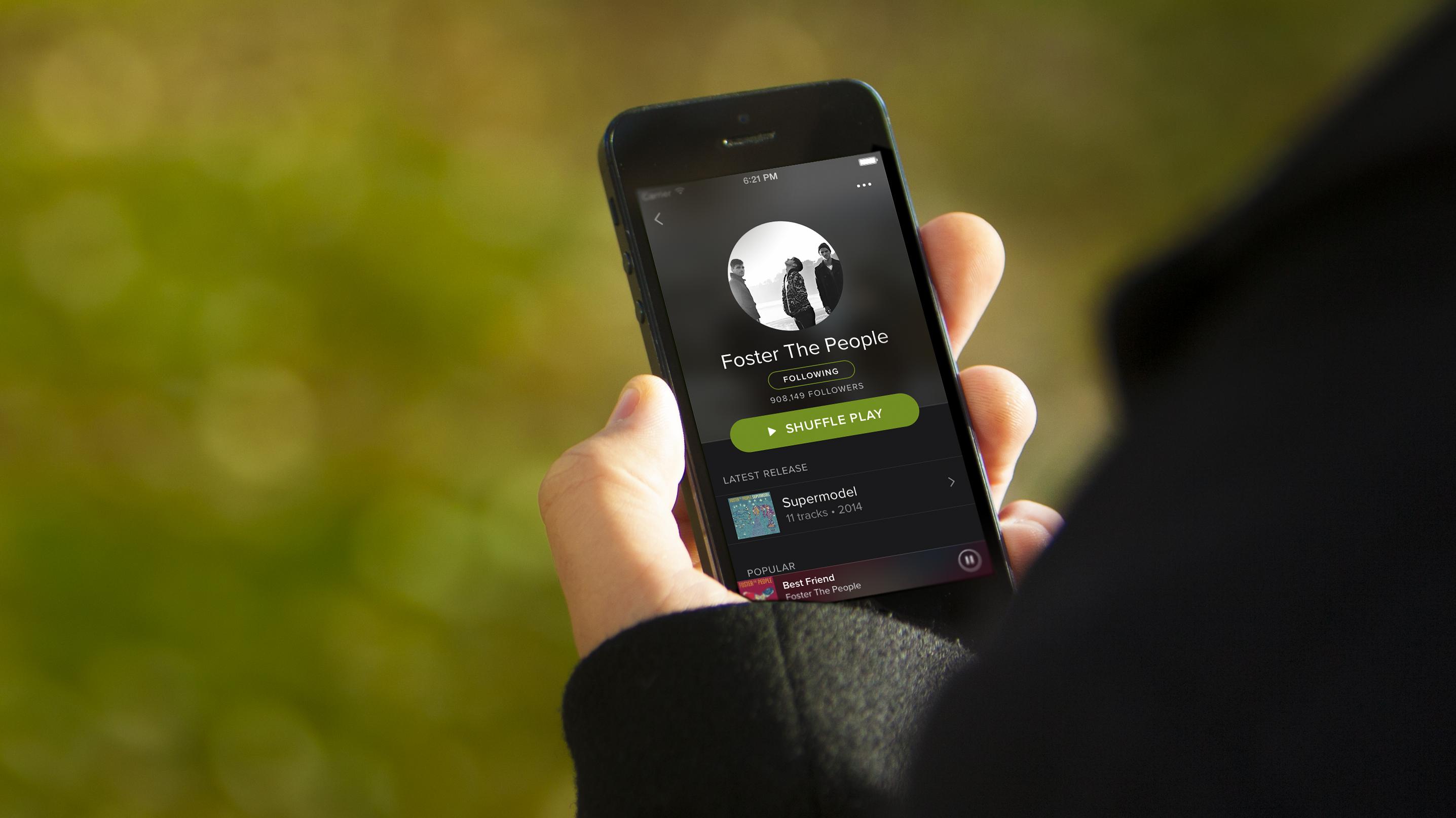 Как Spotify научился предлагать идеальную музыку