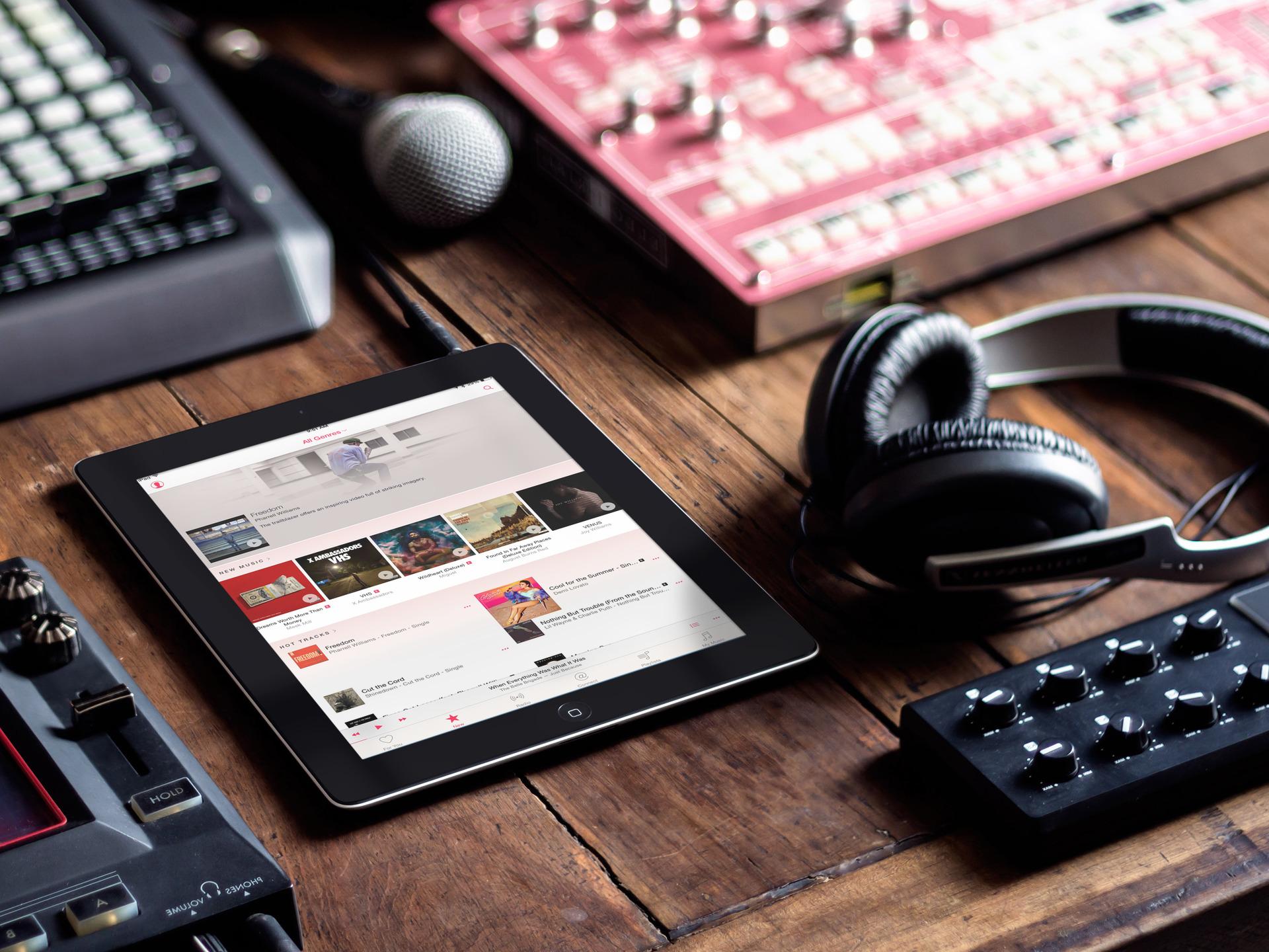 Впечатления без крайностей: Apple Music спустя полтора месяца