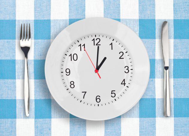 Как правильно питаться: ешьте в одно и то же время