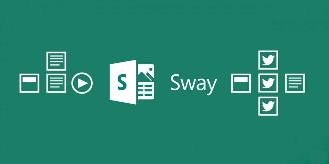 Компания Microsoft представила Sway — убийцу PowerPoint