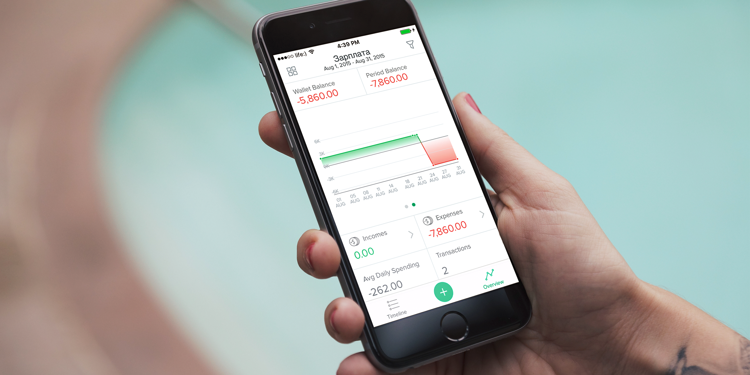 Spendee 2.0 — менеджер финансов с красивым интерфейсом и функциональностью CoinKeeper