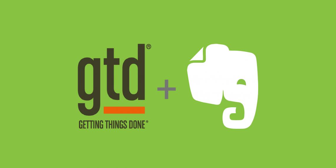 GTD + Evernote — тандем, который поможет стать эффективнее