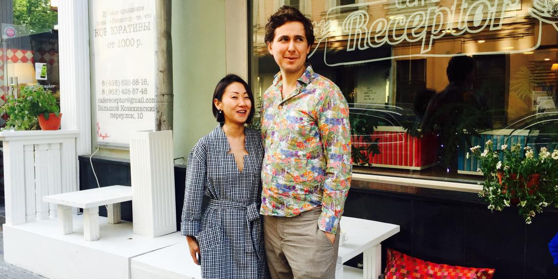 Рабочие места: Александр Брайловский, влюблённый в рестораны, музыку и жену