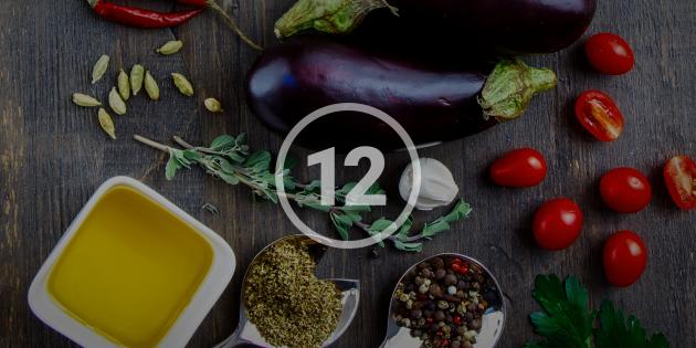 Лучшие рецепты 2015 года: 12 блюд из баклажанов
