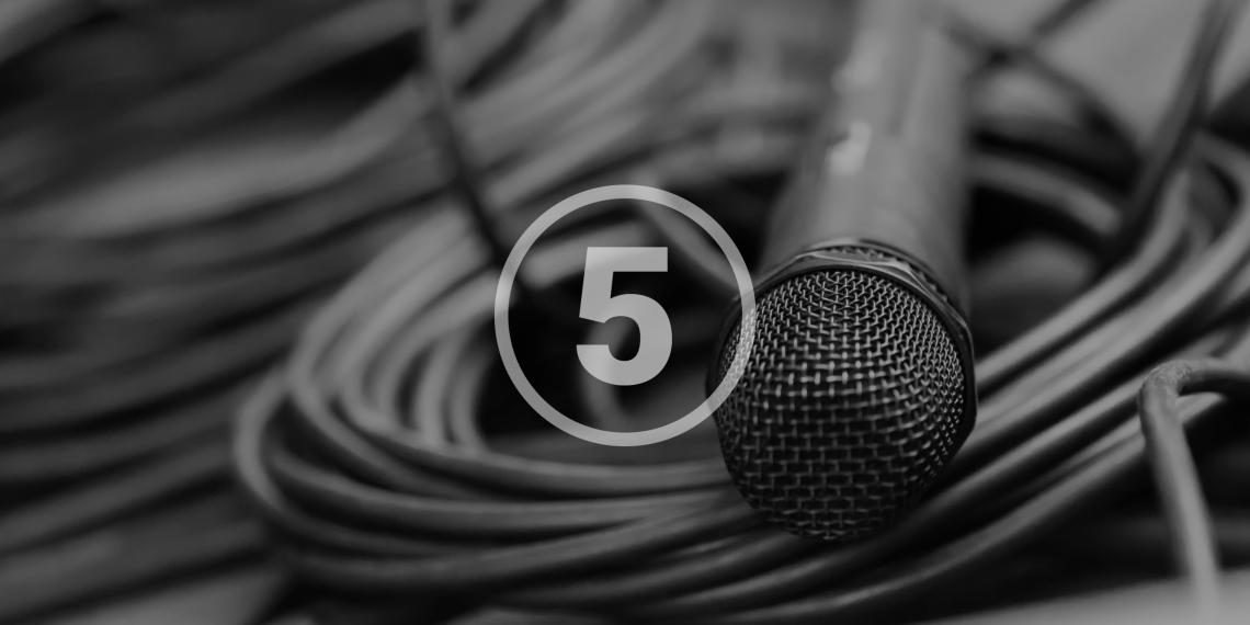 5 бюджетных компонентов домашней студии звукозаписи
