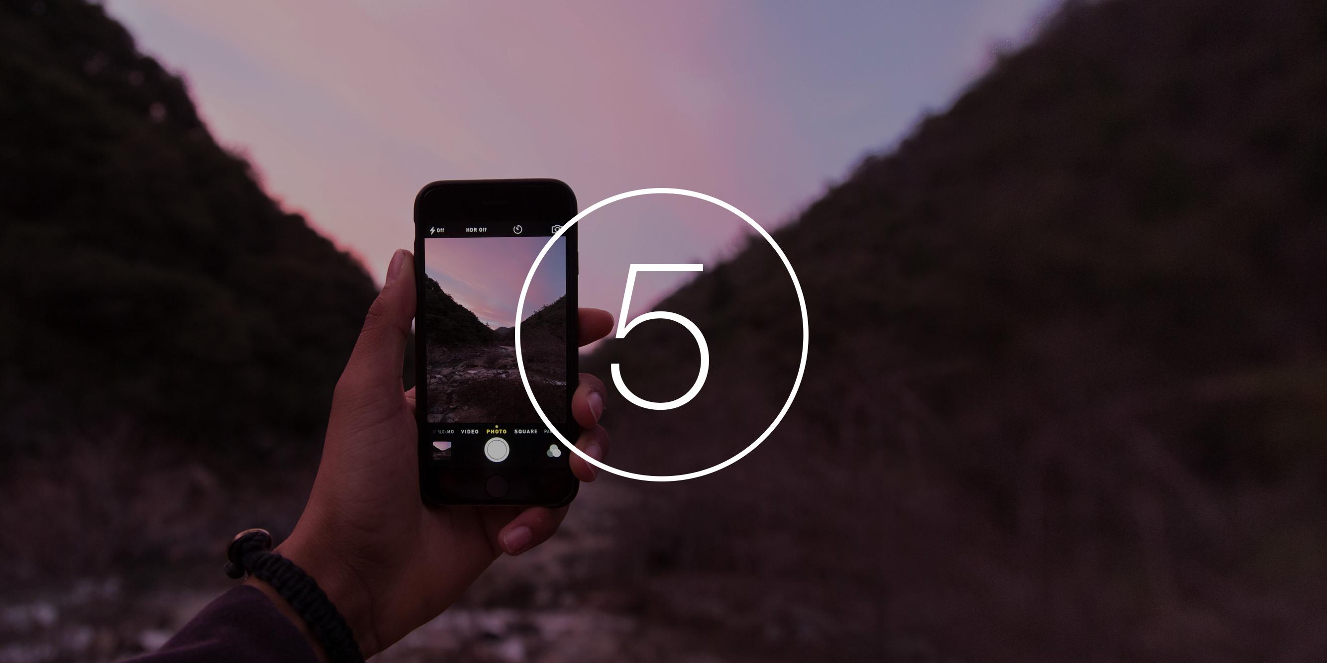 5 лучших приложений и сервисов для создания красивых фотоисторий